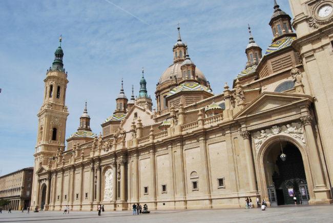 El Pilar en Zaragoza