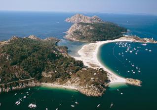 Cies. Paisajes Naturales de Galicia