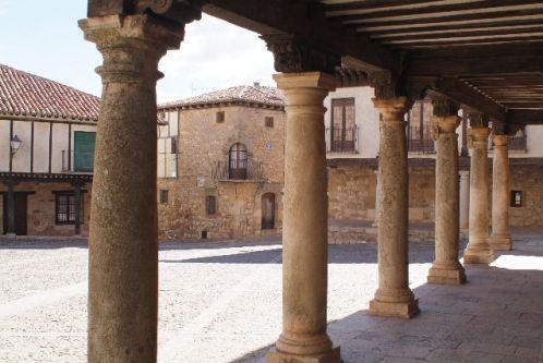 Plaza de Atienza