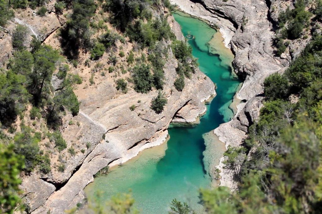 Sierra de Guara. Lugares más bonitos de Huesca