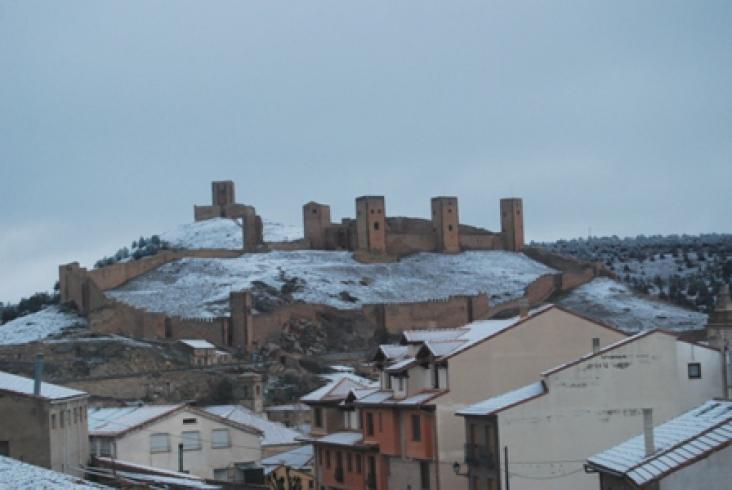 Pueblos más fríos de España