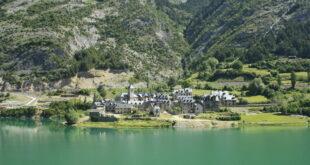 Lanuza, en el Valle del Tena