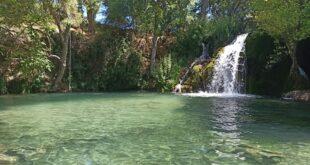 Poza del río Dulce