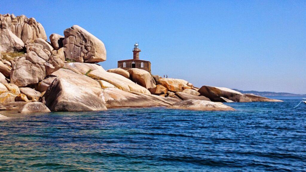 Islote Areoso. Paisajes Naturales de Galicia
