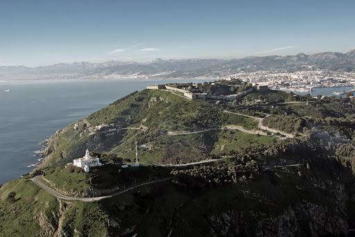 Monte Hacho y sus vistas